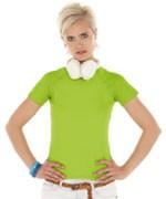 (Dames) Ademend Sportshirt